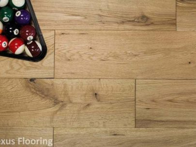 Brushed Oiled Engineered Oak Wood Flooring